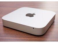 Apple Mac Mini CS6 installed, Intel i5 2.5ghz, 4GB ram, 500GB hard drive, Radeon 6630m