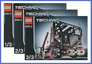 Lego Technik Abschlepptruck