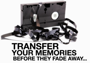 Preserve those old memories before it's too late! Tape Conversion Bundoora Banyule Area Preview
