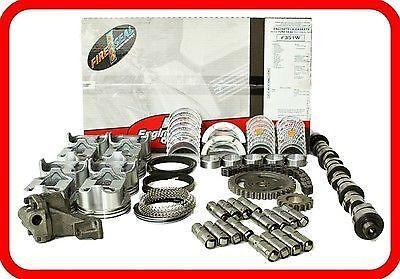 """96-99 Chevrolet Gm 454 7.4l Ohv V8 """"j""""  Vortec  Master Engine Rebuild Kit"""