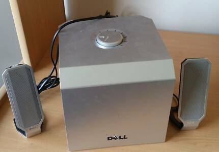 Dell A525 Computer Speakers 2.1 System with Subwoofer *AS NEW