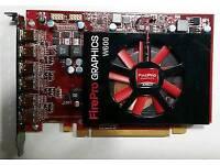 AMD W600 4k Graphics Card