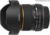 (Brand new) Samyang 14mm f2.8 for Canon