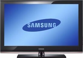 "Samsung 32"" inch Full HD 1080p LCD TV with Freeview Built in, 2 x HDMI + USB Port not 37 40 42"