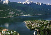 Investment/Revenue Property Kaslo, BC