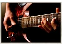 Guitarist wanted for Soul / Motown / Function Band