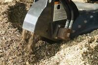 Enter for your chance to win a free stump grinding!