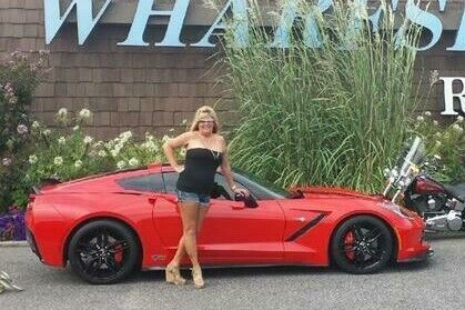 2014 Red Chevrolet Corvette Coupe Z51 | C7 Corvette Photo 1