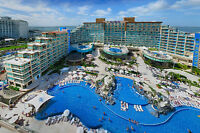 HardRock Hotel, Cancun, Mexico  save $$$ by booking through me!