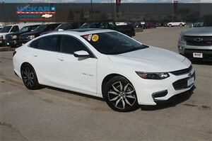 2016 Chevrolet Malibu LT LEATHER, SUNROOF, NAVIGATION