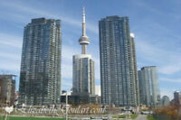 11 Brunel 1Bdr Condo Sept 2015 CN Tower Rogers Centre Waterfront
