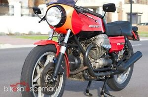 Wanted Old Italian Motorcyles for restoration