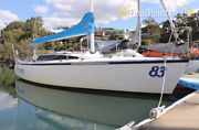 Yacht adams 8 Paradise Point Gold Coast North Preview