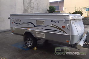 Jayco Eagle Outback 2007 with extras Balmoral Brisbane South East Preview