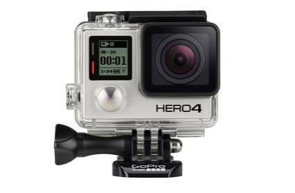 GoPro Hero4 Black (4K) + 3 spare 1600mAh Batteries + Dual Charger Taylors Hill Melton Area Preview