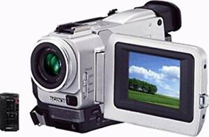 WANTED: Sony Video 8 Player or Mini DV Camcorder
