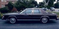 1984 Mercury Grand Marquis LS Sedan