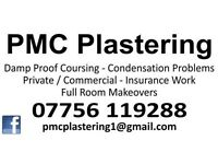 Time Served Plasterer & Plasterers Helper Needed