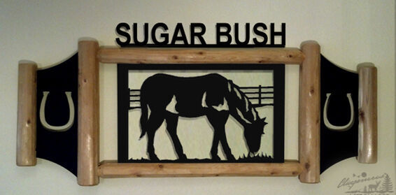 EQUESTRIAN HORSE SIGNS - FARM AND RANCH - HORSES