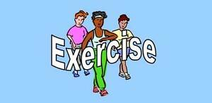Thoughts While Exercising