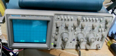 Tektronix 2230 Digital Analog Oscilloscope100mhz