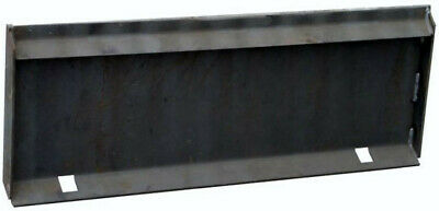Asv Rc30 Terex Pt30 Quick Attach Blank Mounting Plate - Free Shipping