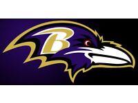 Ravens v. Jaguars @Wembley