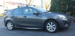 2010 Mazda3 Sport Hatchback