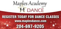 Summer Dance Jams - Dance classes for ages 7+