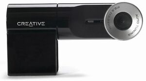 Creative Labs Live! Cam Notebook Pro (VF0400) Web Camera