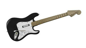 Xbox 360 Rock Band Wired Guitar