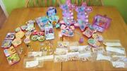Polly Pocket Bluebird Lot