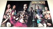 Spartacus Signed