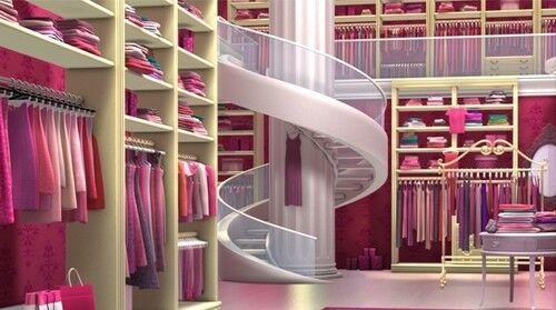 Dosey's Closet