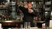 Certified BARTENDER will work Private Affairs and Events!