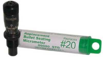 Redding Bullet Seating Micrometer #20 Standard