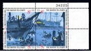 Boston Tea Party Stamp