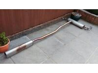 OEM Gen R60 1.6 Mini Countryman Cooper fwd 2wd Exhaust from 2014 modl-Make an Offer!