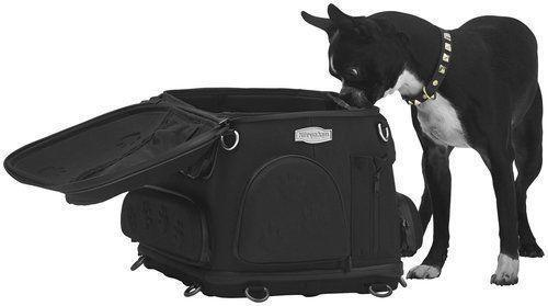 Kuryakyn Dog Cat Pet Palace Travel Carrier For Motorcycles