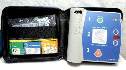 Philips M3752A Heartstart FR2 Plus AED Defibrillator Trainer 2