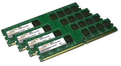 4x 1GB = 4GB RAM Speicher DDR2 PC2-4200 533Mhz 240pin