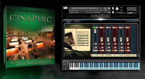 Cinesamples CinePerc v1.3