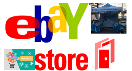 Home Based Business 3 in 1 - eCommerce, Ebay Store, Market Store