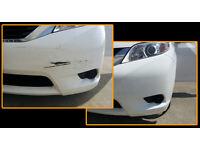 Mobile Car Respray Body Work - Chip Dent Bumper Repair Bradford Leeds