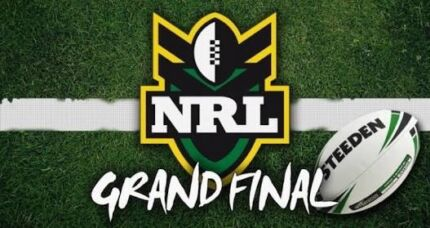 Great seats - NRL Grand Final Tickets