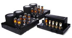 Mother Ship deTLA Audio complete TUBE preamp & amplifiers (NEUF)