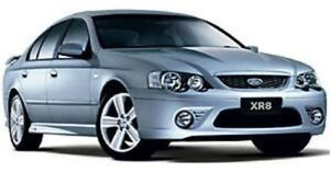 Wanted: Wanted - BA BF Falcon XR8 or XR6 Turbo