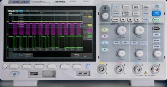 Siglent SDS1104X-U 100MHz 4 channel