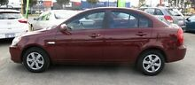 2007 Hyundai Accent MC Maroon 4 Speed Automatic Sedan Bellevue Swan Area Preview