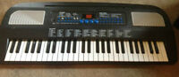 WILL DELIVER LIKE NEW PIANO KEYBOARD
